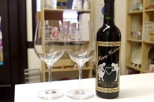 ワイングラスギフトセット
