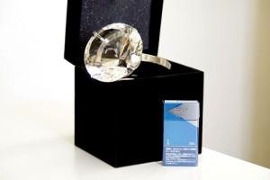 ビックガラス指輪